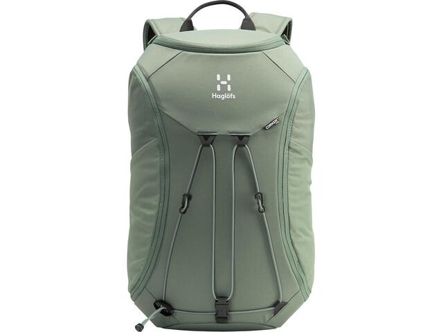 Haglöfs Corker Backpack Large dark agave green